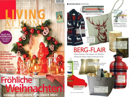 "Living at home, Nr.12/2011, S.148, ""Berg-Flair"""