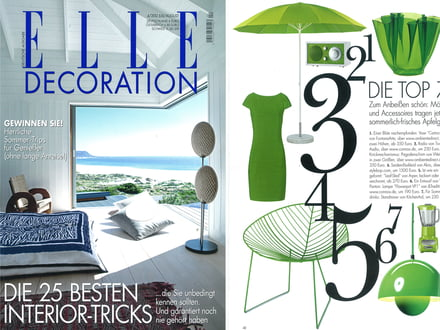 Presse Elle Decoration 4/2012
