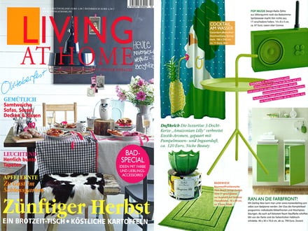 Living at Home - Ausgabe 10 / 2013