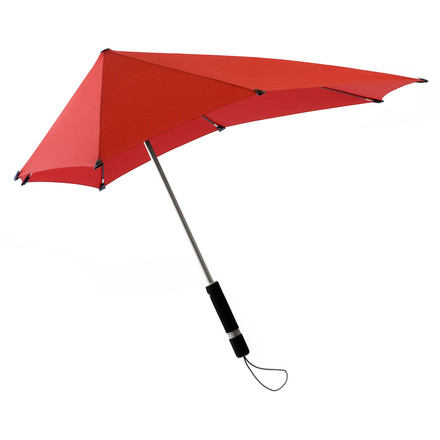 Regenschirm Original von Senz in Passion Red