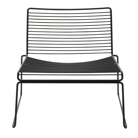 Der Hay Hee Lounge Chair in schwarz