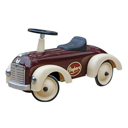 Speedster Kinderauto, Chocolate