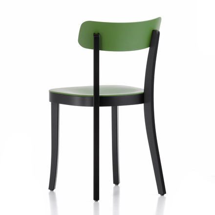 Vitra - Basel Chair, basic dark / cactus