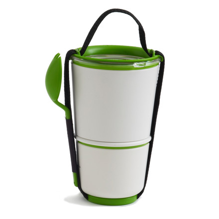 Lunch Pot von Black + Blum in Lime