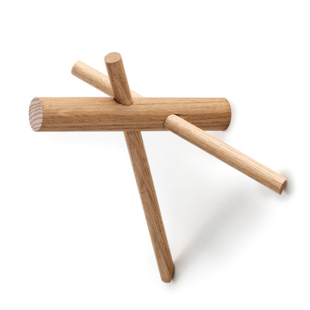 Normann Copenhagen - Sticks Haken, natur
