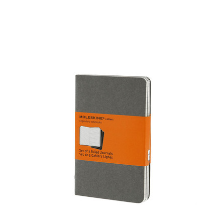 Moleskine - Cahier Notizheft, liniert, pocket