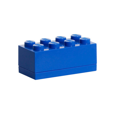 Lego - Mini-Box 8, blau