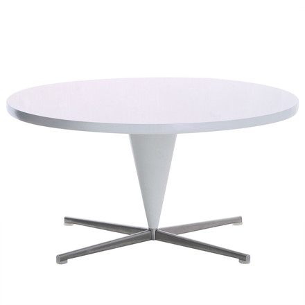 Vitra - Cone Table, weiß