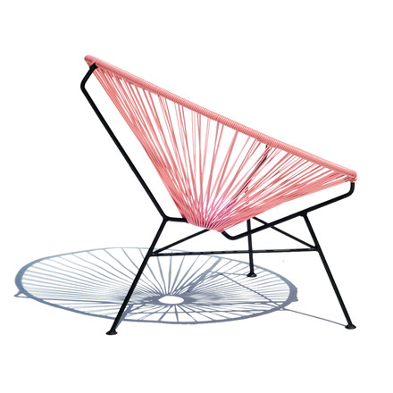 OK Design - The Condesa Chair, pink - Seite