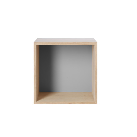 Muuto, Mini Stacked - Medium, grau