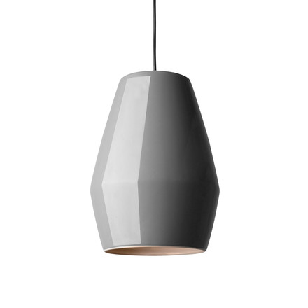 Bell Pendelleuchte von northernlighting in Grau