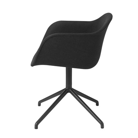 Fiber Chair - Swivel Base von Muuto