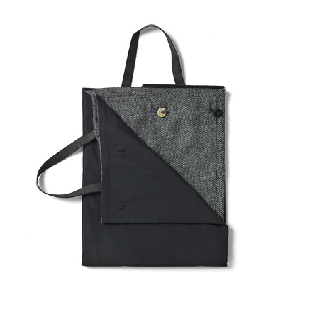 Menu - Picknick Decke, dark grey