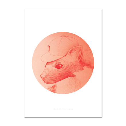 Paper Collective - Poster The Marten