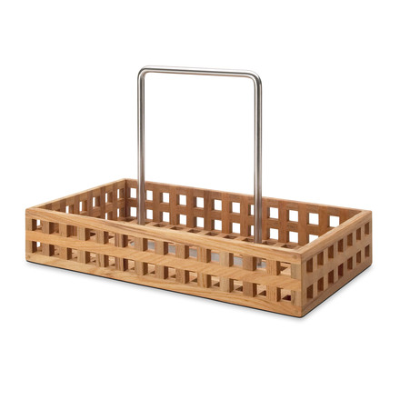 Skagerak - Pantry Caddy, Teakholz