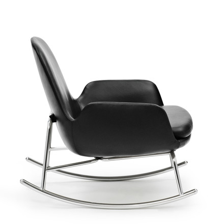 Normann Copenhagen - Era Rocking Chair, low, tango