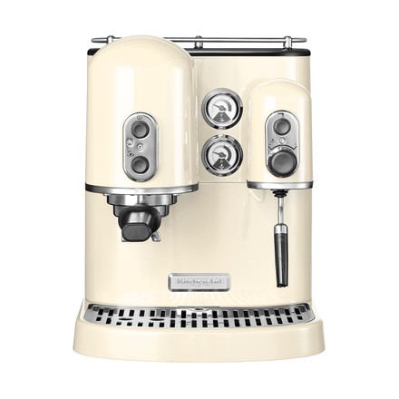 KitchenAid - Artisan Espressomaschine, almond cream