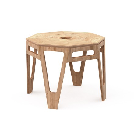 We Do Wood - Octagon