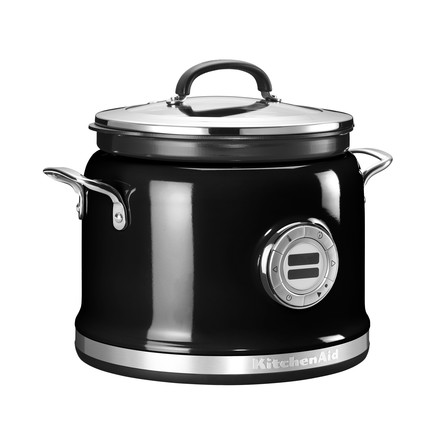 KitchenAid - Multi Cooker, onyx schwarz