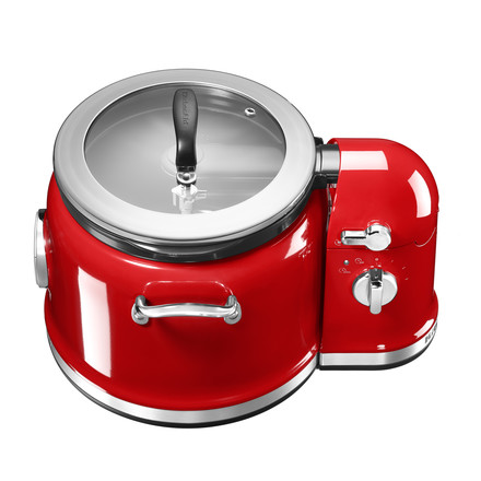 KitchenAid - Multi Cooker + Rührturm KitchenAid, empire rot