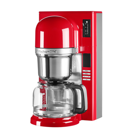 KitchenAid - Kaffeemaschine KitchenAid, empire rot