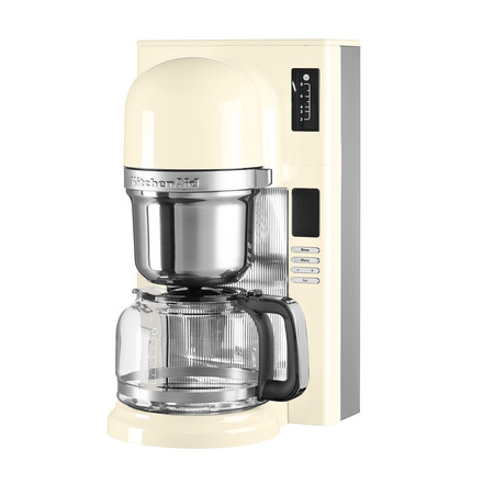 KitchenAid - Kaffeemaschine KitchenAid, creme