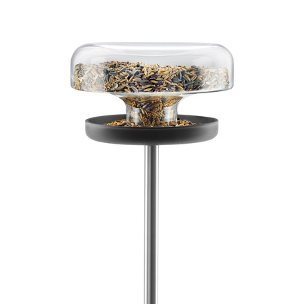 Eva Solo - Bird Table, mit Vogelfutter