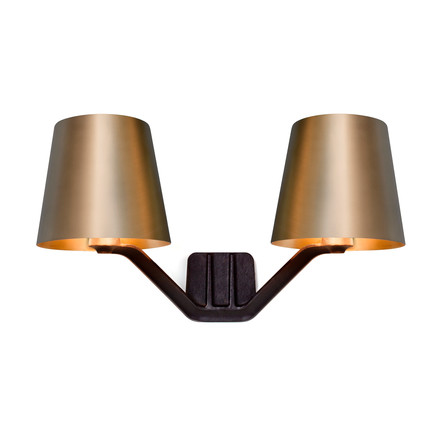 Tom Dixon - die Wandleuchte Base Wall Light
