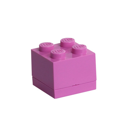 Lego - Mini-Box 4, rosa