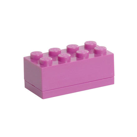 Lego - Mini-Box 8, rosa