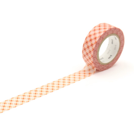 Masking tape - 1P Deco Series Oboro Dot Fire