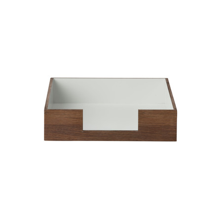 Letter Tray von ferm Living in Grau