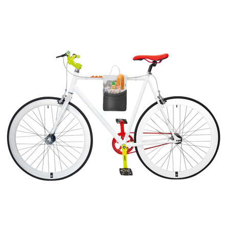 Donkey Products - Picnic for 2 Fahrradtasche - am Fahrrad
