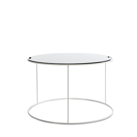 Bull´s Table mit filigranem Gestell