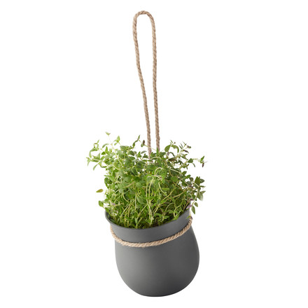 Rig-Tig by Stelton - Grow-It Kräutertopf, grau
