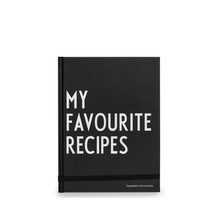 My Favorite Recipes von Design Letters