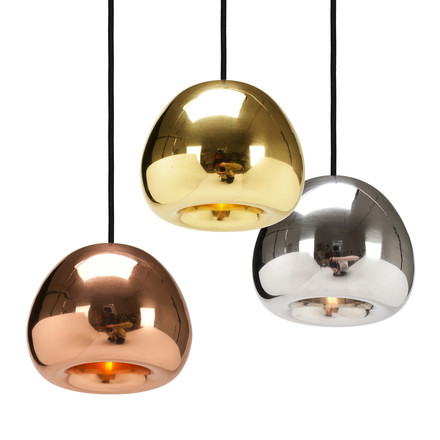 Void Pendelleuchten on Tom Dixon