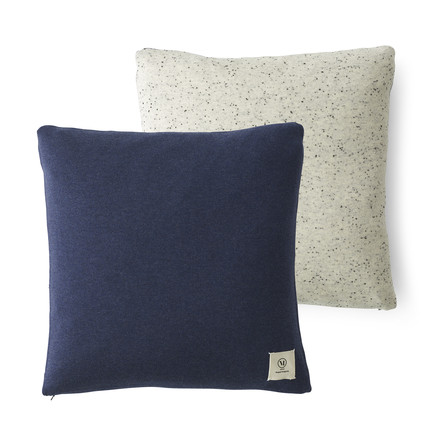 Das Color Pillow von den Menu - Nepal-Projects in blau / hellgrau