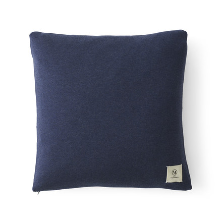 Menu - Nepal-Projects, Color Pillow, blau / hellgrau