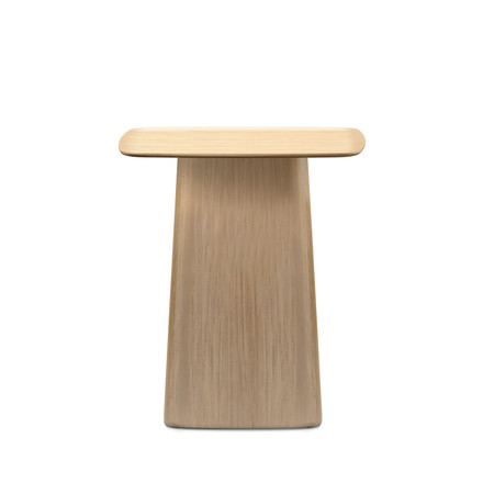 Kleiner Wooden Side Table von Vitra in Eiche hell