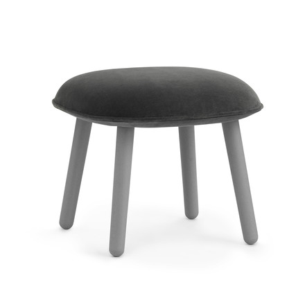 Ace Hocker Velour von Normann Copenhagen in Grau