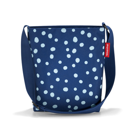 Die reisenthel - shoulderbag S in spots navy
