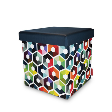 Sitting Box Hexagon von Remember