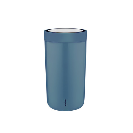 Stelton - To Go Click 0,2 l, dusty blue