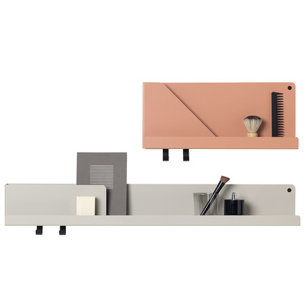 Folded Shelve in Large und Small