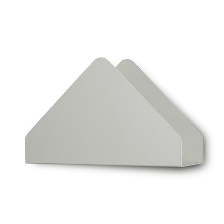 Kuvert Shelf von Skagerak in Silver White