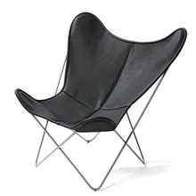 Manufakturplus - Butterfly (B.K.F.) Chair, Leder