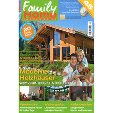 Family Home. Cover