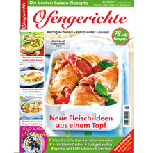 Presse Ofengerichte Nr. 5/2012 Cover