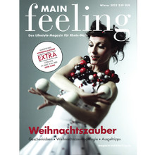 Presse Mainfeelig Winter 2012 Cover